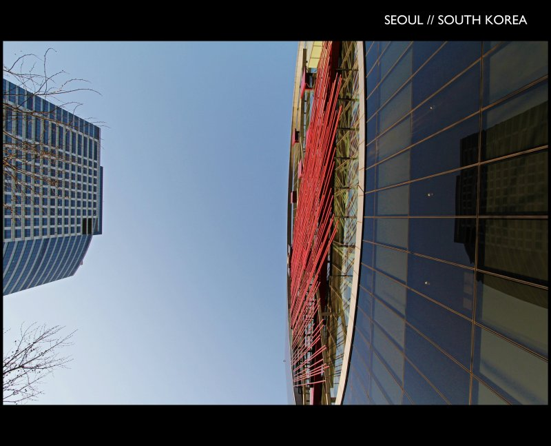 Urban Perspective // Creates New Memories // Elevated Thoughts who Provoke and Awake // Seoul // South Korea