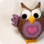 Little Owl Measuring Tape