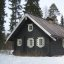 carelian log house 001