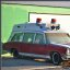 1970 Superior Pontiac ( 4 stretcher )  Ambulance, ( 2 Views )