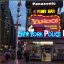 Yahoo! NYPD Neon Sign at Times Square, NYC