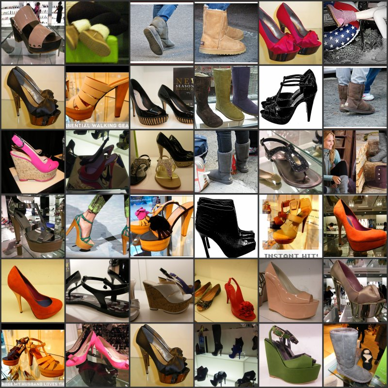 LOVE COLLAGE : Let's have a LOOK into the SHOE CLOSET : ENJOY THE HEELS & MORE : A LADIES DREAM : GO ON! What's your FAVE? You can leave a note on your FAVE PAIR OF SHOES! ENJOY! :)