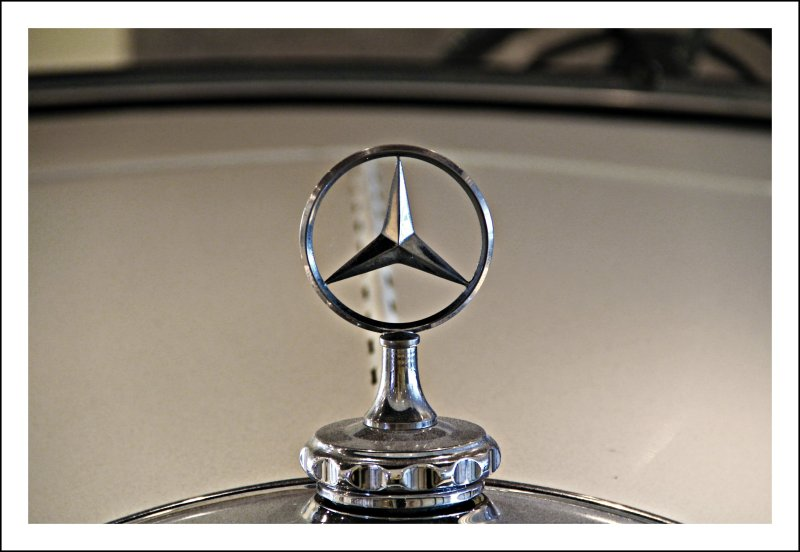 I can believe anything as long as it is incredible.  --- Oscar Wilde // Mercedes-Benz Type Stuttgart 200 // 1929 // @ The Westin Grand Hotel Frankfurt // Main // Germany