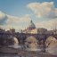 Tiber and the Vatican