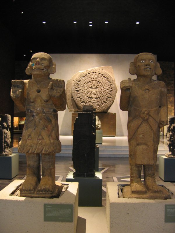 deities of aztec