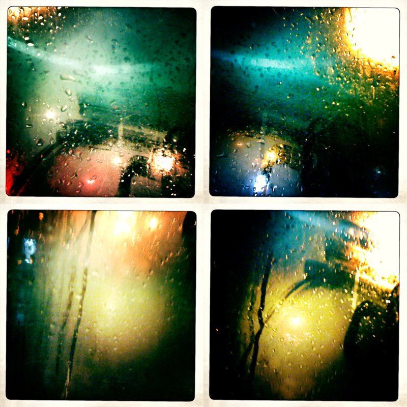 wet windows collected