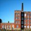 Horrockses Cotton-Mill.(part of).1895.Lancashire.UK.