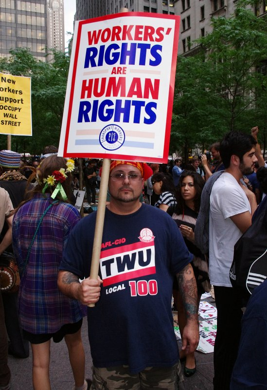 Day 14 Occupy Wall Street September 30 2011 Shankbone 25