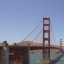 Golden Gate im Panorama