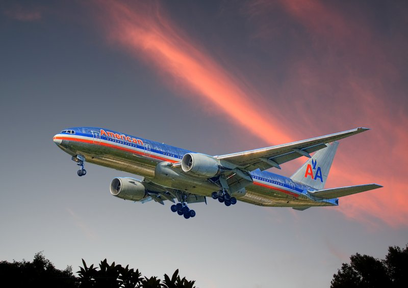 American Airlines Approach