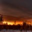 lappish sunrise