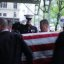 NY Marine Iwo Jima Veteran, acclaimed sports cartoonist, columnist laid to rest