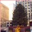 The Tree at Rockefeller Center, the Ice Skaters, and Prometheus