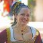 A lovely maiden in Henry VIII's court