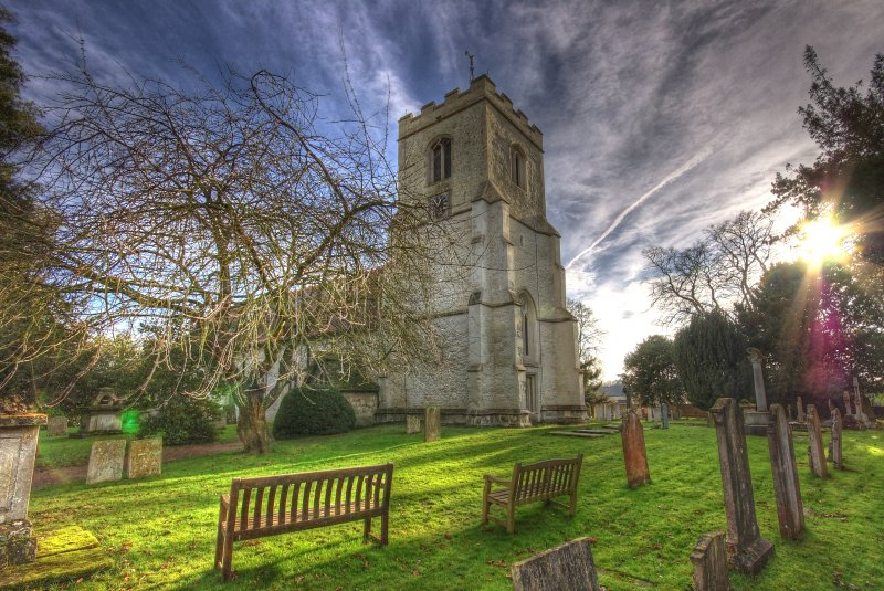 At Granchester