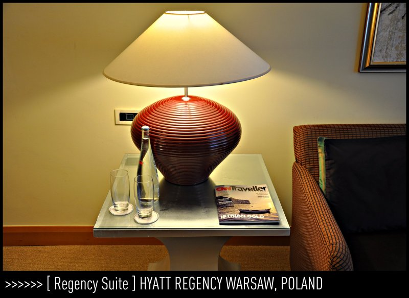 [ Landmark Hospitality ] Hyatt Regency Warsaw, Poland [ Regency Suite ]