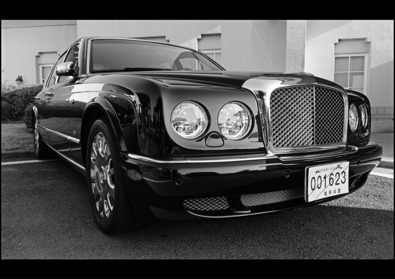 Great Limousine : The FLYING B : Bentley // Great Hotel // The Shilla // Jeju-do // Jeju Island // South Korea