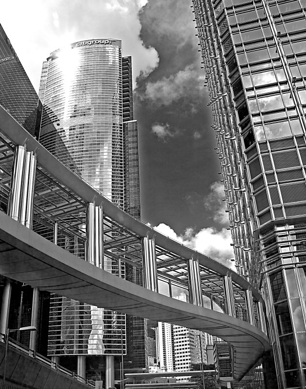 Glass and Steel (HONG KONG/ARCHITECTURE) VI