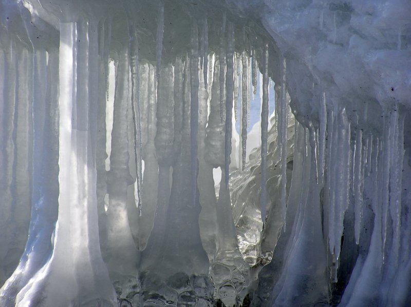 is that superman's fortress of ice?