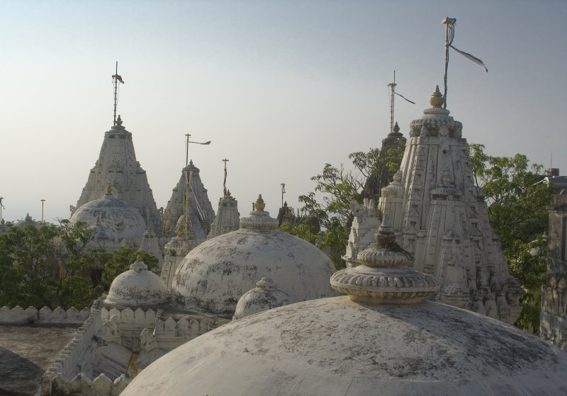 Domes of Palitana Temples