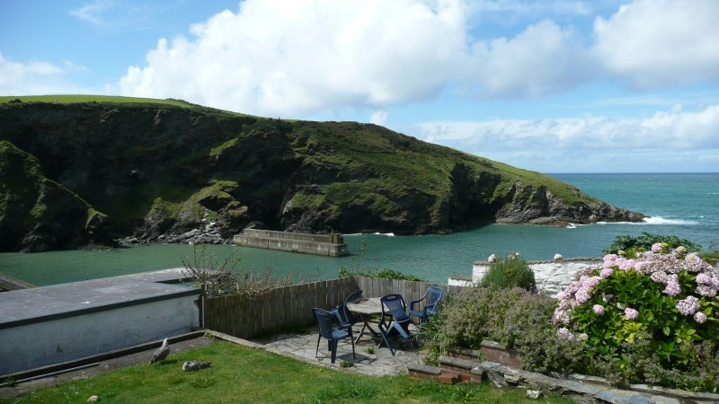 Port Issac, Cornwall