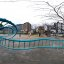 The mobius strip at a park