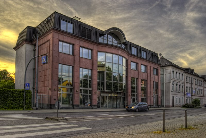 Trier Banking House HDR