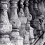"""Rome - Spanish Steps """"Balusters"""""""