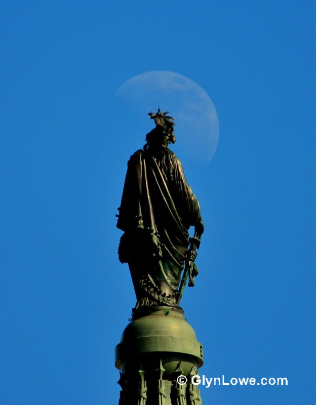 Freedom Of The Moon....