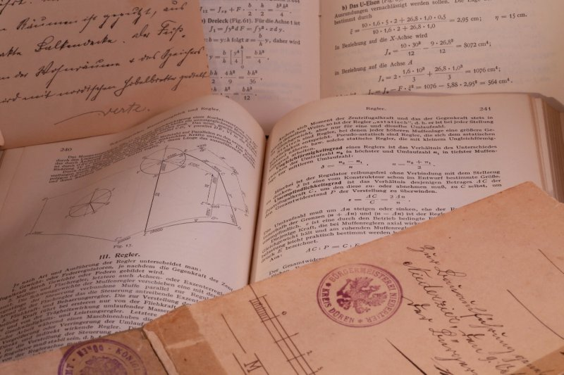 Old Documents
