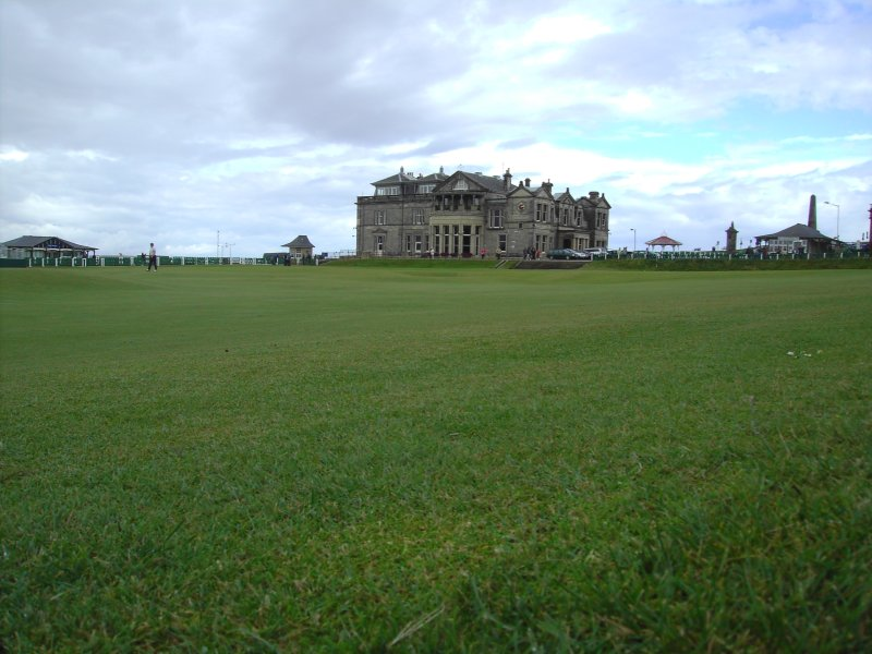 18th Hole St. Andrews