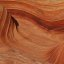 First shot of The Wave at Coyote Butte North - wow!