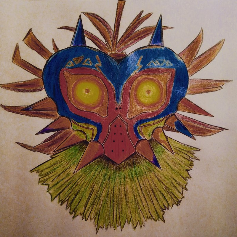 The Legend of Zelda - Majora's Mask: Horrorkid mit Maske