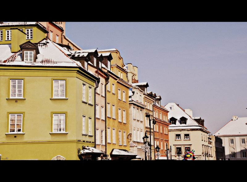 [ The Old Town : A New Future City ] Warsaw, The capital of Poland