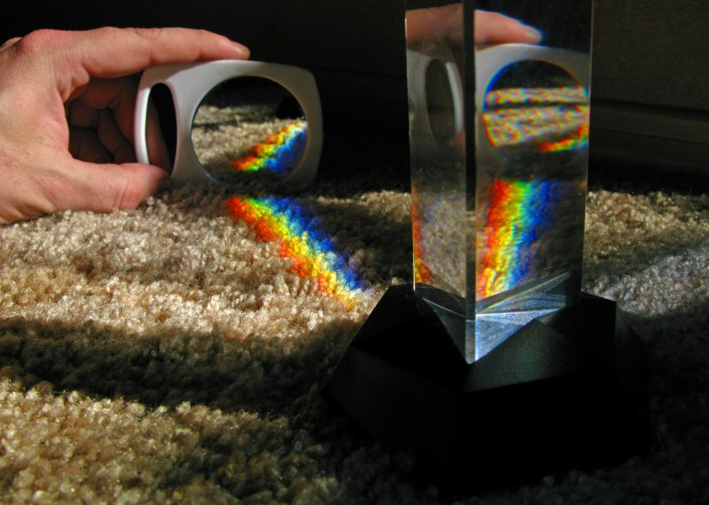 Prism Reflections  1877